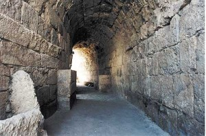 Gladiator Tunnel @ Beit Gurvin